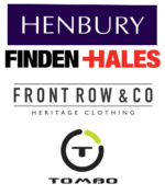 Henbury, Finden+Hales, Front Row & Co and Tombo